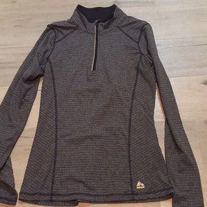 RBX half zip pullover